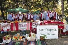 Masters of the hen soup competed at the eighth edition of the Hen soup fest in Kzarevets
